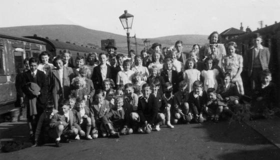 Sunday School Trip 1950